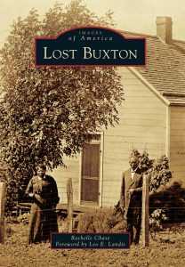 Lost Buxton book cover