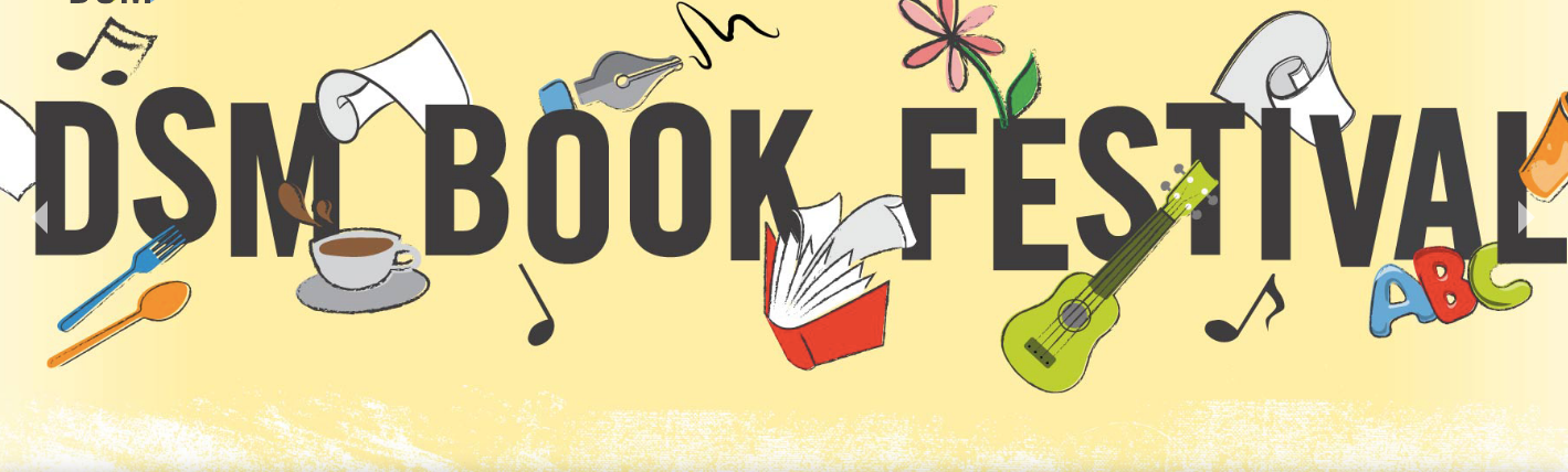 Des Moines Book Festival