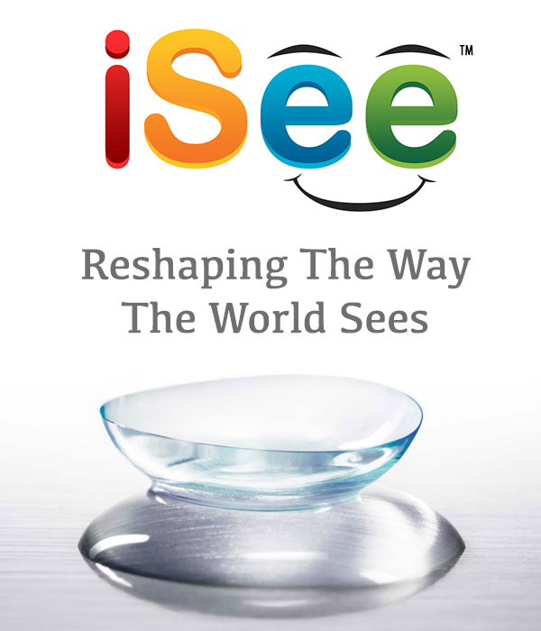 iSee Ortho-K Contact Lenses