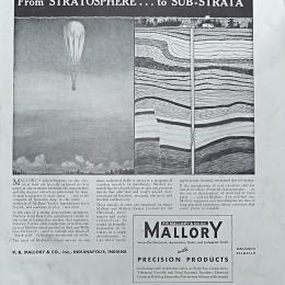 1941 Mallory, unknown magazine