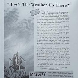 1941 Mallory, a British magazine