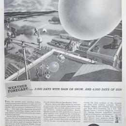 1942 the Barrett Division, Saturday Evening Post