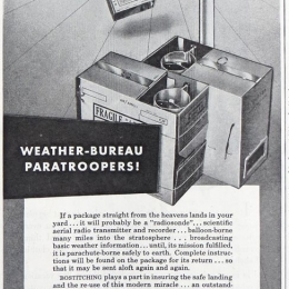 1945 Bostitch, Saturday Evening Post