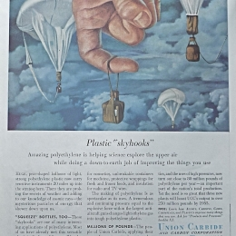 1953 Union Carbide, Saturday Evening Post