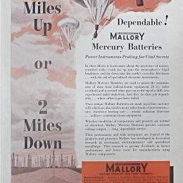 1954 Mallory, Scientific American