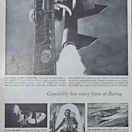 1960 Boeing/Allied Research Assoc., Airlift