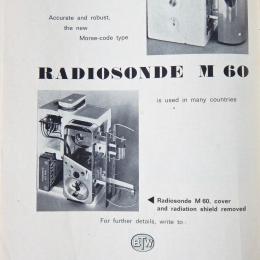1967 Bureau Technique Jean E. Wintgens, WMO Bulletin