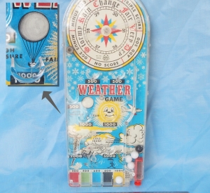 """TOY: """"Weather Game"""""""