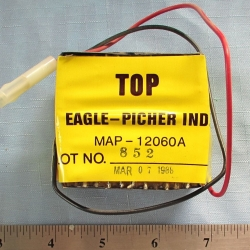 BATTERY: MAP-12060A, Eagle-Picher