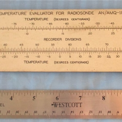 TEMPERATURE EVALUATOR, AN/AMQ-1D