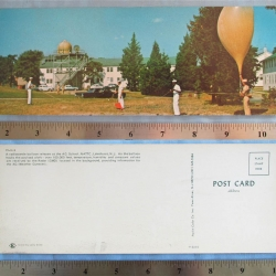 CARD: Postal, Naval Air Technical Training Center, Lakehurst