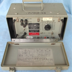 SUPPORT EQUIPMENT: Signal Generator SG-21C/U