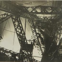 1931 Molchanov Radiosonde in Graf Zeppelin on Arctic Expedition