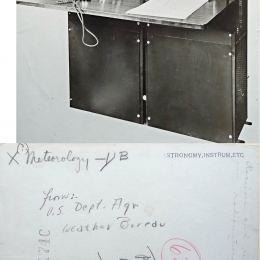 1940--(or before) Receiver/Recorder for Radiometeorograph