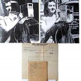 1942--Radiosonde Preparation U. of Chicago