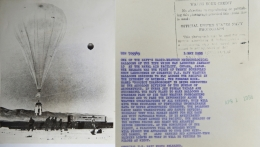 1955--Project Transonde Launch – Opamma, Japan
