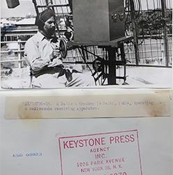 1960s-Tracking a Radiosonde Delhi, India