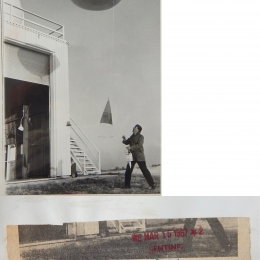 1967-- Sy Ullsperger Releases Balloon, Greenbay, WI (Combined)