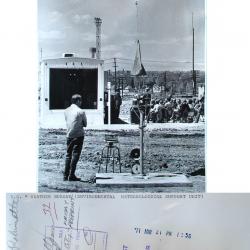 1971--Radiosonde Prelaunch, Denver CO