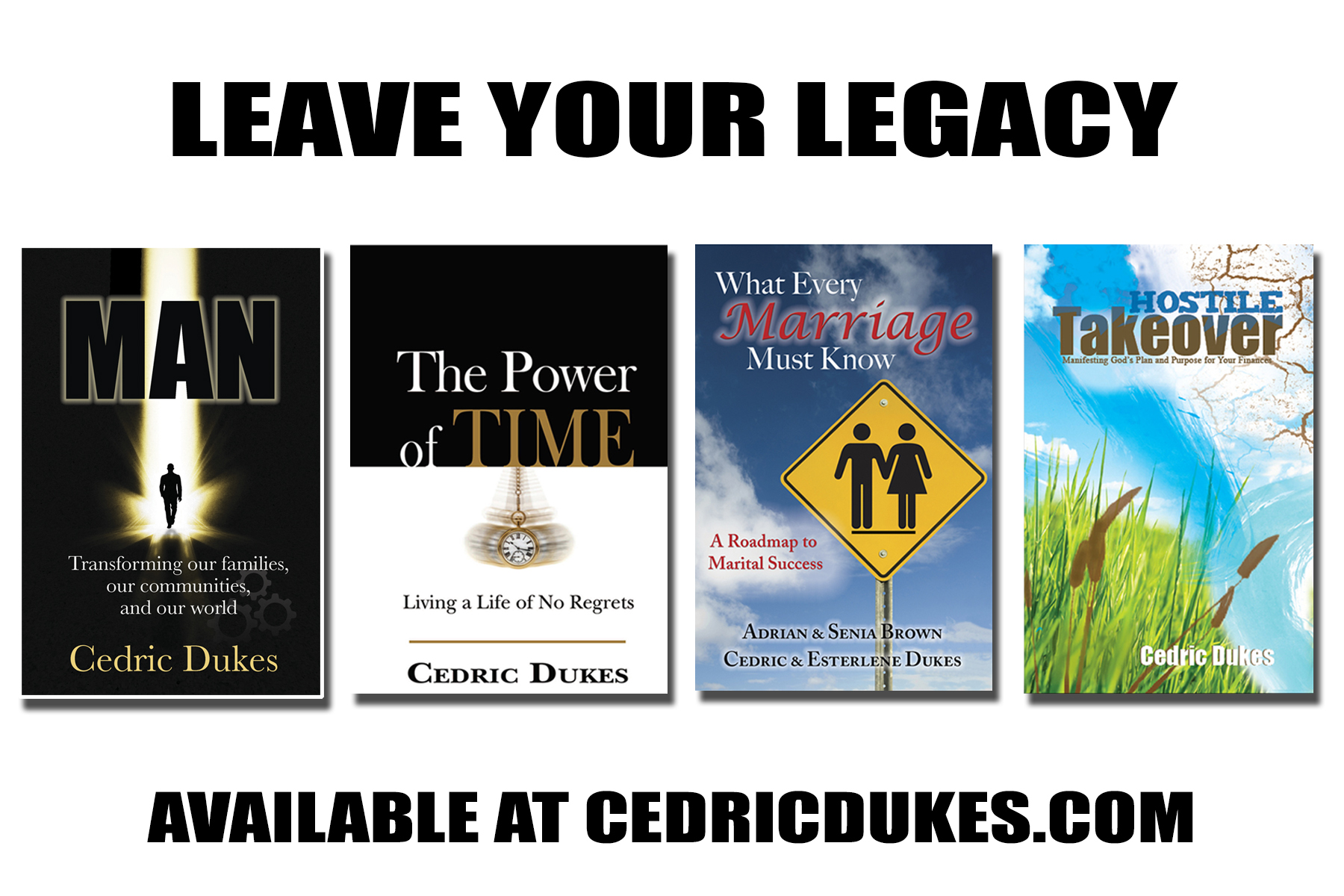 Leave Your Legacy Books2