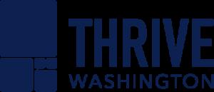 Thrive by Five Washington Logo