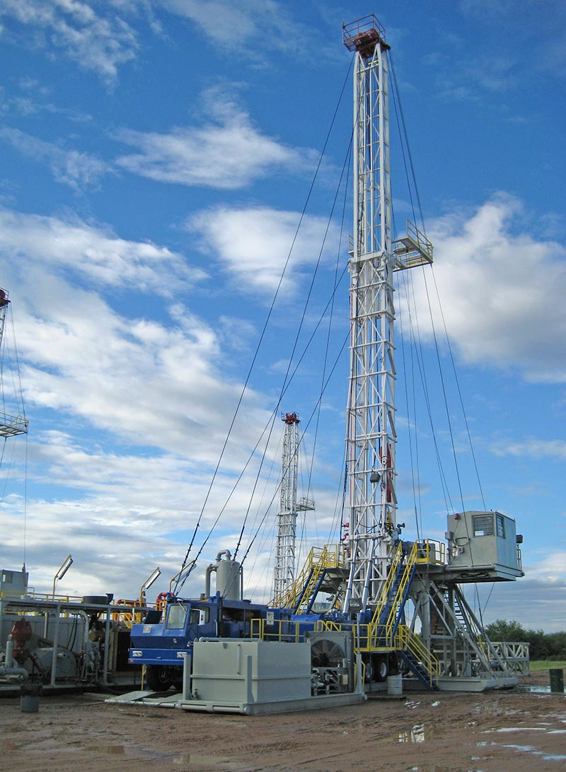 ReconAfrica Crown 750 1000 HP Drilling Rig