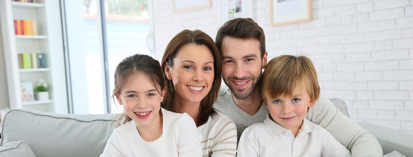 Lotus Behavioral Health family service page bottom banner