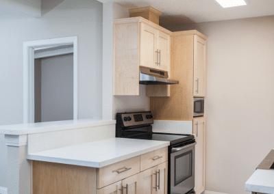 villa del sur modern kitchen