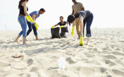 Want to Make a Difference? Come to Our Beach and Park Cleanup in Santa Ana