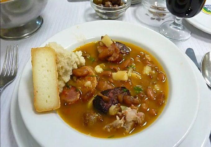 Portuguese Stone Soup (Sopa da Pedra)