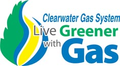 Clearwater Gas System Live Greener with Gas