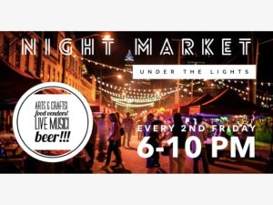 Dunedin Night Market @ HOB Brewing Company