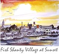 SA_fishshantyvillage_sunset