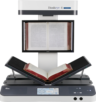 Image Access – Bookeye 4 V2 Professional