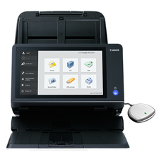 Canon ScanFront 400 CAC