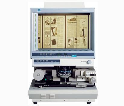 Minolta MS 6000 MKII Digital Reader