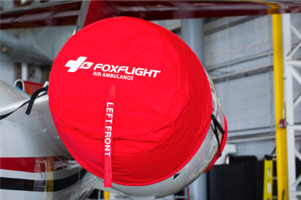 Learjet 40XR Engine Cover