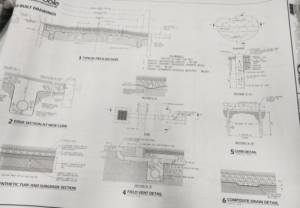ACE Digital Construcion Plans