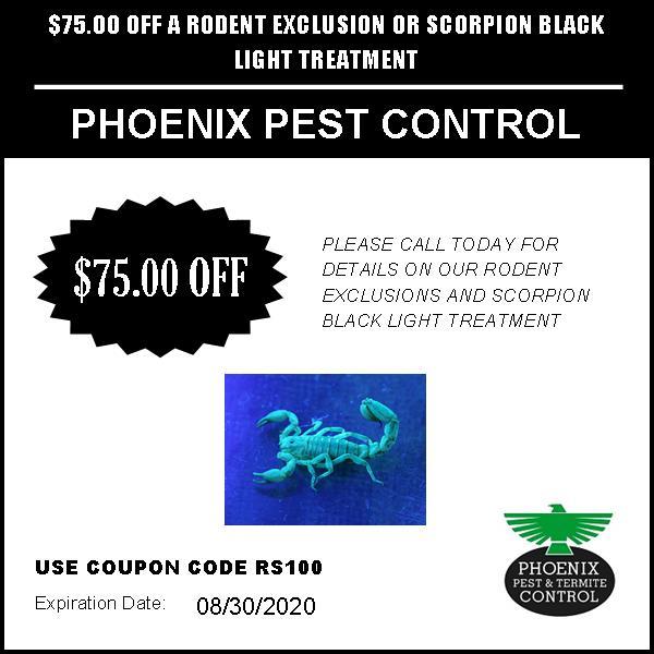 $75 OFF Pest Control