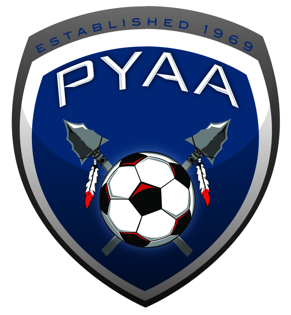 PYAA Soccer Logo