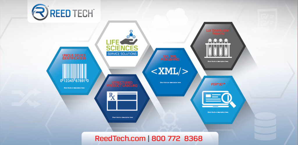 Reed Tech Table Top Display