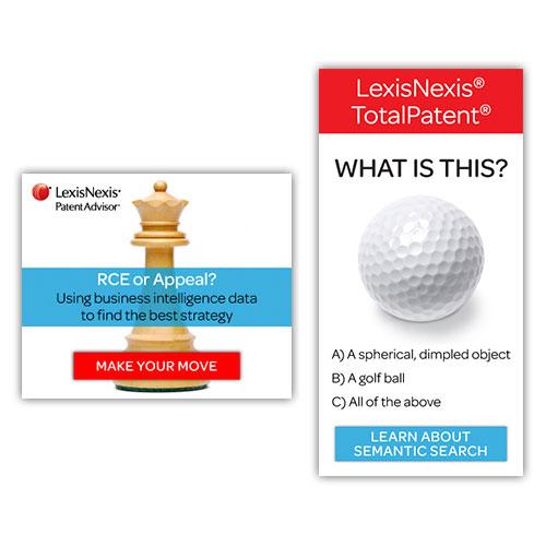 Lexis Nexis Digital Advertisement