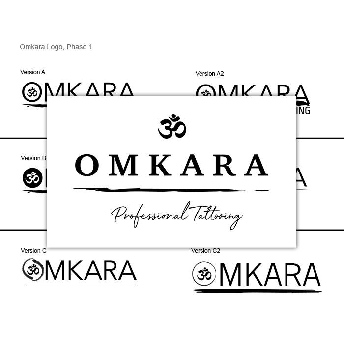 Omkara Logo Process