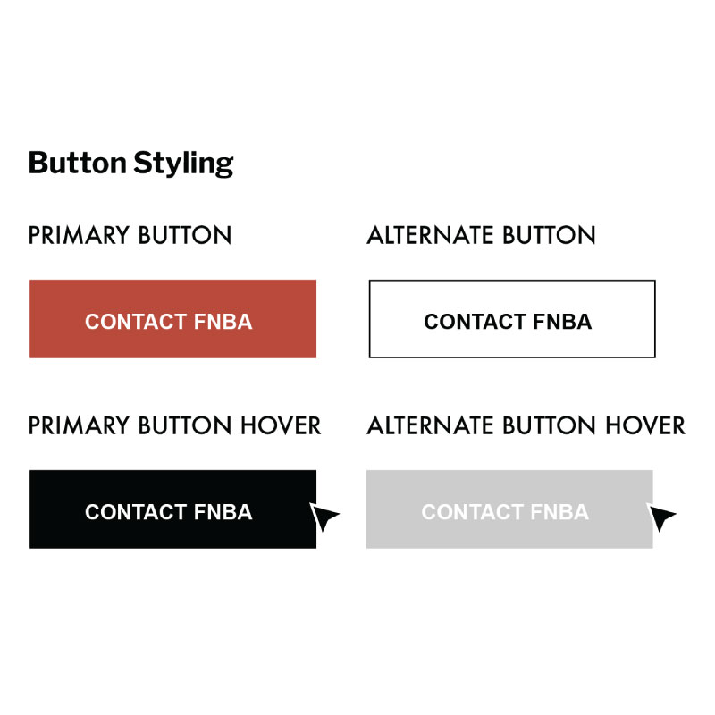Defined Button Styling Library