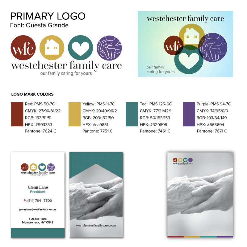 Westchester Family Care Branding Campaign
