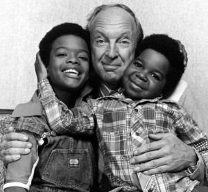 Conrad Bain was mr. drummond on Diff'rent Strokes