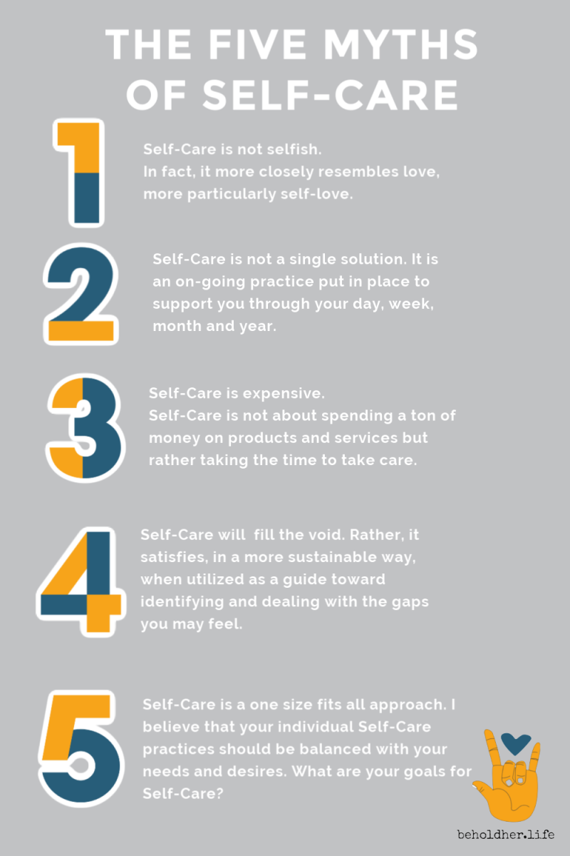 Self-Care-Myths