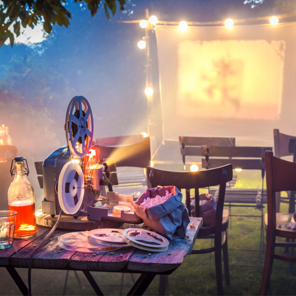 childhood memories to me like a backyard movie projector onto a white sheet. What my childhood taught me about being a mother