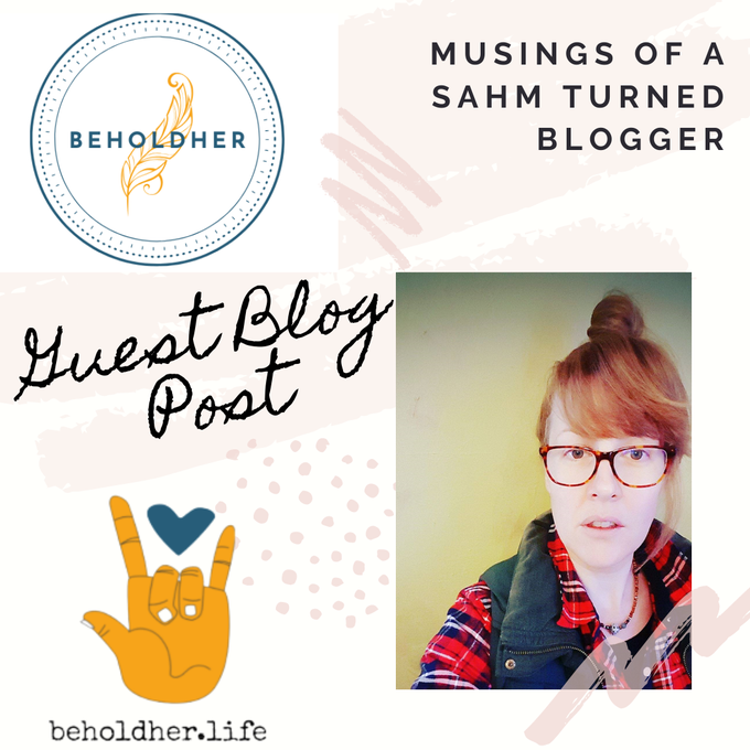 beholdher.life blog no 6 guest blog with sarahclarke.biz sahm turned blogger new post