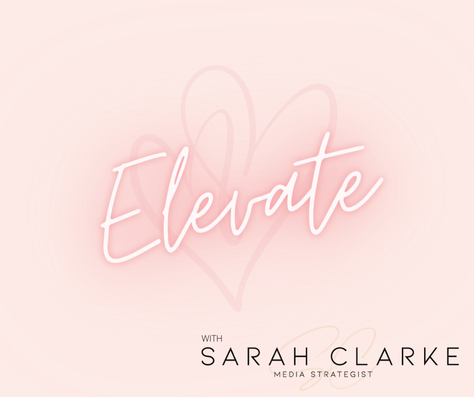 The Elevate Program sarahclarke.biz Elevate a program for entrepreneurs to elevate online visibility